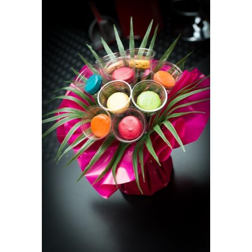 Bouquet de 9 macarons