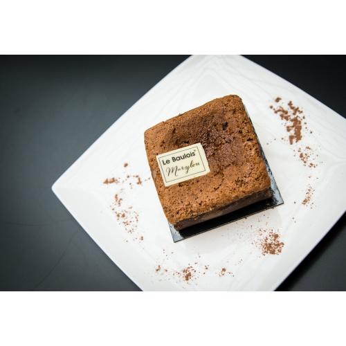 Fondant au chocolat 3/4 personnes