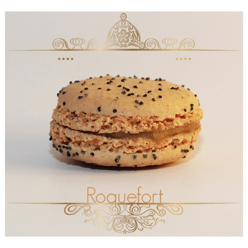 Macaron Roquefort