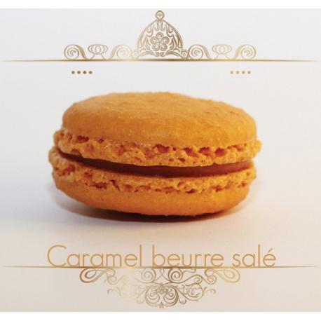 Macaron Caramel