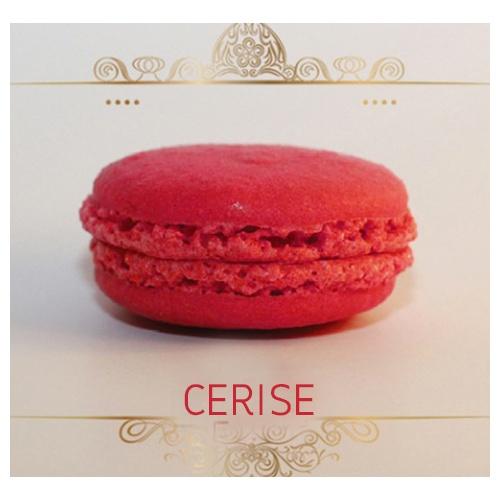 Macaron Cerise