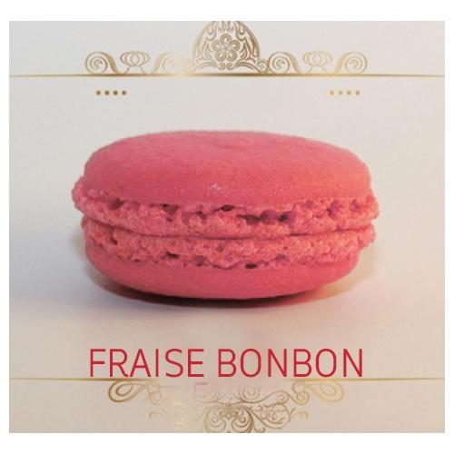 Macaron Pomme d'amour